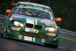 #277 Heribert Steiner BMW 335d: Heribert Steiner, Alexander Trojan, Dieter Lindenbaum