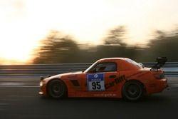 #95 Cardiff Motorsport Honda S2000: Karl Pflanz, Steffen Wethmar, Daniel Schwermfeld, Charles Kauffman