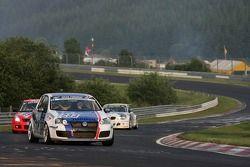 #233 Oettinger Sport RSR Volkswagen Golf 5 R-TDi: Eberhard Rattunde, Wayne Moore, Maurice O'Reilly, Heinrich Immig