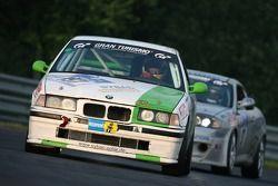 #197 Uwe Krumscheid BMW 325i: Uwe Krumscheid, Stefan Manheller, Jürgen Lenarz