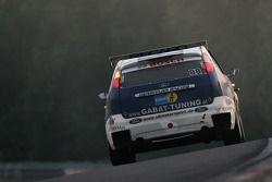 #88 Bjürn Herrmann Ford Focus: Nikolaus Mayer-Melnhof, Michael Martin, Dirk Kremp