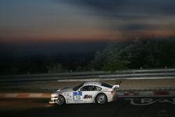 #50 Motorsport Arena Oschersleben BMW Z4 M Coupe: Claudia Hürtgen, Hans Stuck, Johannes Stuck, Richa
