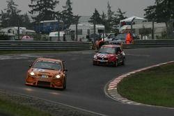 #86 Ford Focus STR: Sebastian Asch, Urs Bressan, Stephan Wölflick