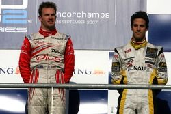 Nicolas Lapierre, DAMS, Lucas Di Grassi, ART Grand Prix