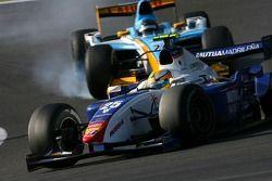 Vitaly Petrov, Campos Grand Prix, Borja Garcia, Durango