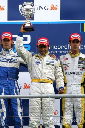 Andy Soucek, Carlin Motorsport, Karun Chandhok, Durango, Lucas Di Grassi, ART Grand Prix