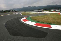 Marche sur circuit Fuji International Speedway