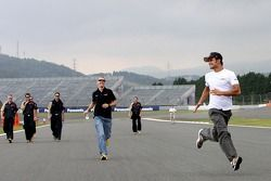 Vitantonio Liuzzi, Scuderia Toro Rosso ve Sebastian Vettel, Scuderia Toro Rosso