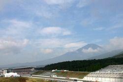 Track atmosfer, Mont Fuji