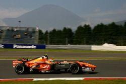 Сакон Ямамото, Spyker F1 Team, F8-VII