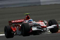 Anthony Davidson, Super Aguri F1 Team, SA07