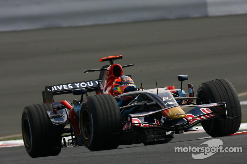 2007 - Toro Rosso, Vitantonio Liuzzi