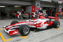 Super Aguri F1 Team, new livery