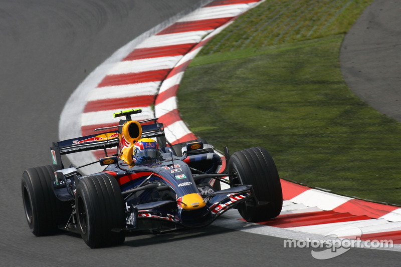 2007 - Red Bull RB3