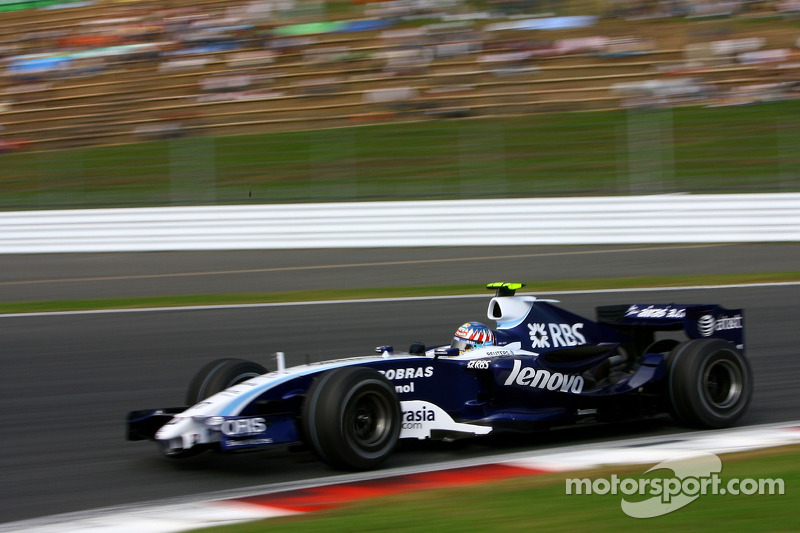 #17: Alexander Wurz, Williams F1 Team, FW29