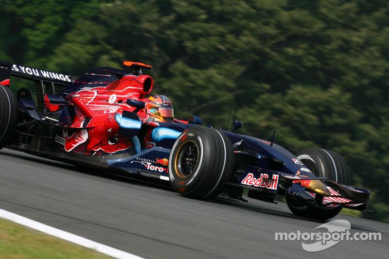 #18: Vitantonio Liuzzi, Scuderia Toro Rosso
