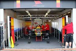 Garage A1 Equipe de Chine