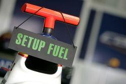 Setup Fuel board