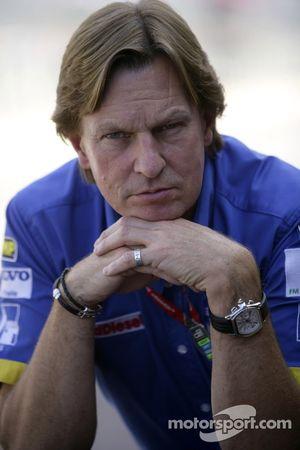 David Sears, directeur Super Nova International Team