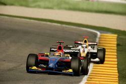 Timo Glock leads Lucas di Grassi
