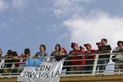 Javier Villa fans