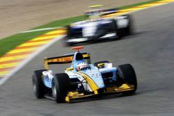 Borja Garcia leads Andy Soucek