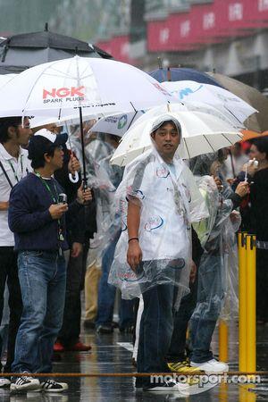 Amateurs de course japonais
