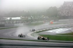 Anthony Davidson, Super Aguri F1 Team, Vitantonio Liuzzi, Scuderia Toro Rosso