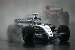 Alexander Wurz, Williams F1 Team, Vitantonio Liuzzi, Scuderia Toro Rosso