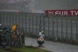 Nico Rosberg, WilliamsF1 Team, FW29, abandonne