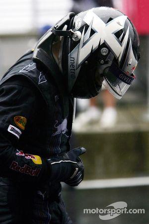 David Coulthard finit 4ème