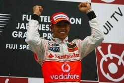 Sieger Lewis Hamilton