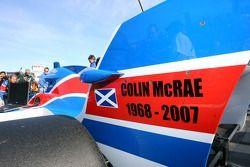 Souvenir de Colin McRae