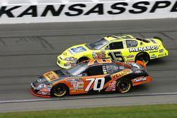 Paul Menard and Johnny Sauter