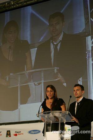 Nani Rodriguez with Will Buxton