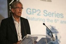 GP2 Series Prize Giving Ceremony