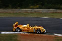 #6 Penske Racing Porsche RS Spyder: Sascha Maassen, Ryan Briscoe, Emmanuel Collard