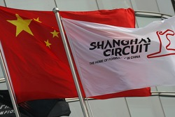 China circuit flag