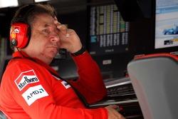 Jean Todt, Scuderia Ferrari, Ferrari CEO