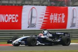 Kazuki Nakajima, Test Pilotu, Williams F1 Team, FW29