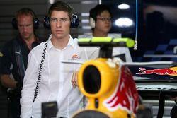 Michael Ammermuller, Red Bull Racing, Test Pilotu
