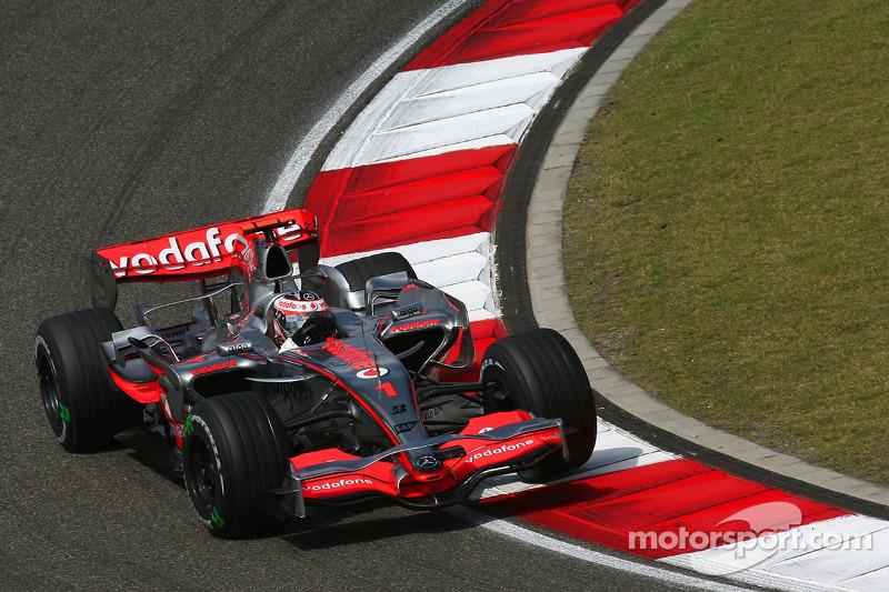 2007: Overstap naar McLaren