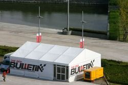 red bulletin office