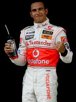 Pole: 3.Lewis Hamilton, McLaren Mercedes, MP4-22