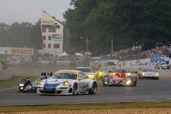 Drapeau vert pour le Petit Le Mans 2007