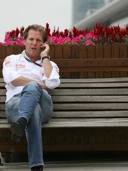 Michiel Mol, Director of Formula One Racing, Spyker and Spyker F1 Team