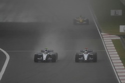 Alexander Wurz, Williams F1 Team Y Nico Rosberg, WilliamsF1 Team, FW29