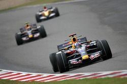 David Coulthard, Red Bull Racing, Mark Webber, Red Bull Racing