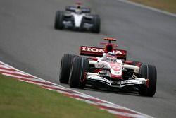 Takuma Sato, Super Aguri F1, Nico Rosberg, WilliamsF1 Team