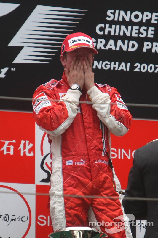 Grand Prix von China 2007 in Shanghai: Sieger